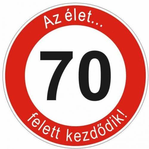 70. SZULINAPRA-BOLDOG SZULINAPOT SEBESSEGKORLATOZO TABLA