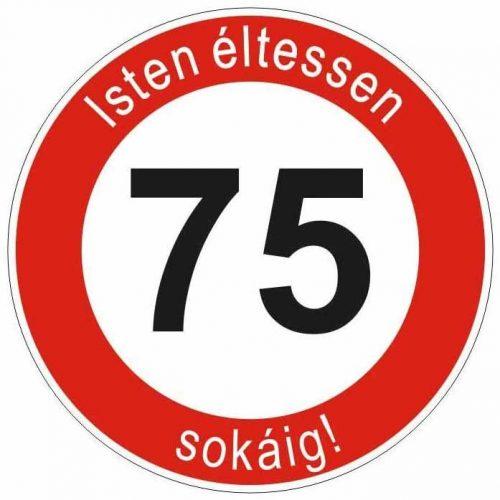 75. SZULINAPRA-BOLDOG SZULINAPOT SEBESSEGKORLATOZO TABLA