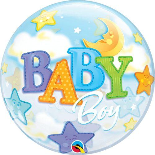 BABASZULETES-LEGGOMB-BABY BOY BUBBLE