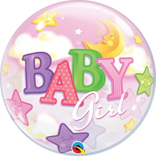 BABASZULETES-LEGGOMB-BABY GIRL BUBBLE
