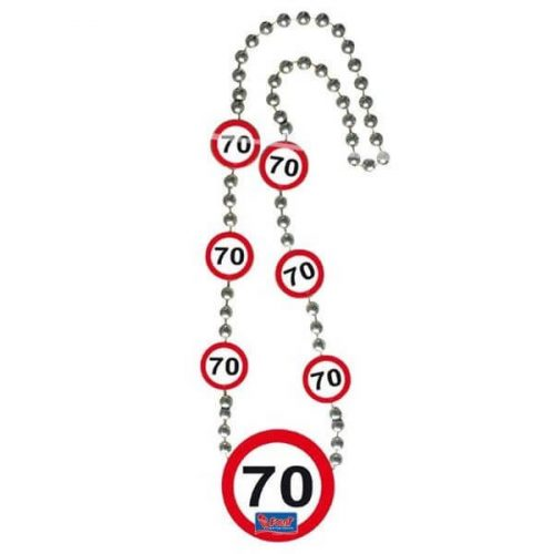 70. SZULINAPRA-SEBESSEGKORLATOZO PARTY NYAKLANC
