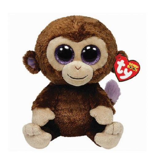 majom TY plüss COCONUT csimpánz - 15cm