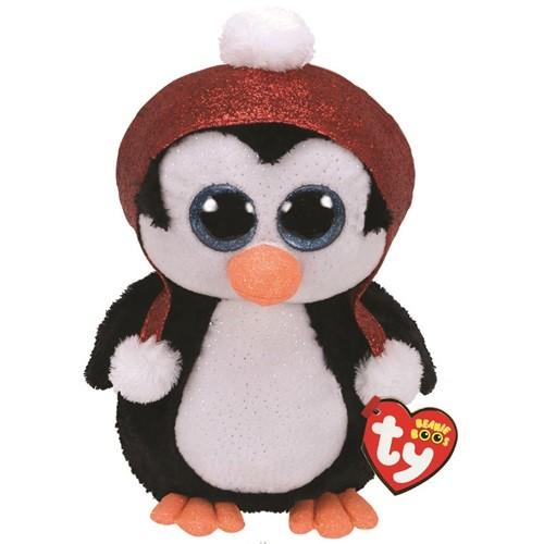 pingvin plüss Ty GALE  - 24 cm