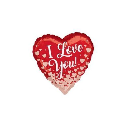 SZERELMES-LEGGOMB-I LOVE YOU