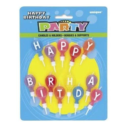PARTY GYERTYAK-HAPPY BIRTHDAY LUFIS