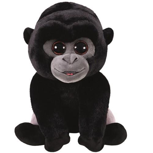 majom plüss BO gorilla - 24 cm