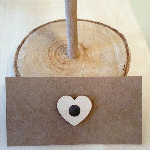 Vendégkönyv spirálos: karton kártya faszívvel (10db/cs.)