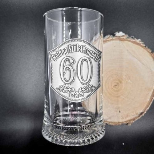 60. szülinapi söröskorsó