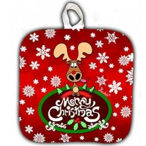 Merry Christmas... karácsonyi edényfogó