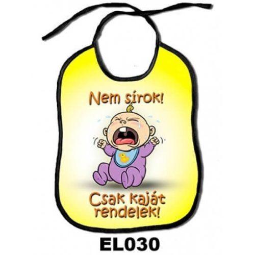 VICCES ELOKEK-NEM SIROK