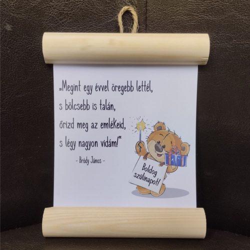 FADISZES LAPOK-HAPPY BIRTHDAY