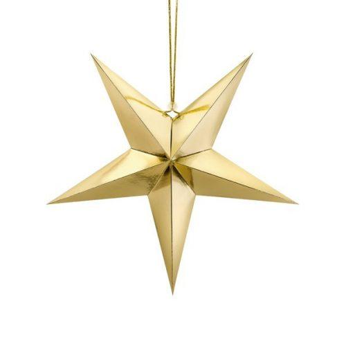 Csillag kinyitható - 45cm