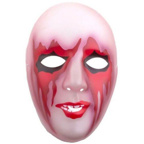 Zombi maszk - véres