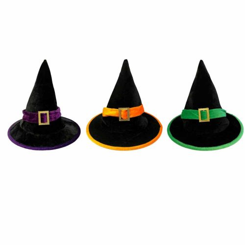 Boszorkány kalap csatos