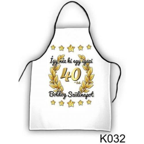 VICCES KOTENYEK-40. SZULINAPRA