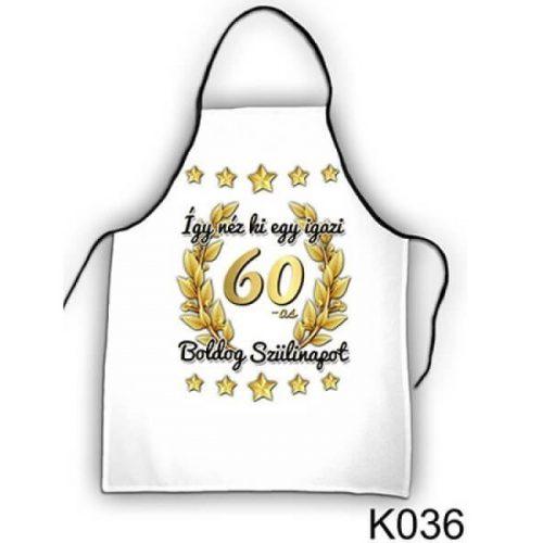 VICCES KOTENYEK-60. SZULINAPRA