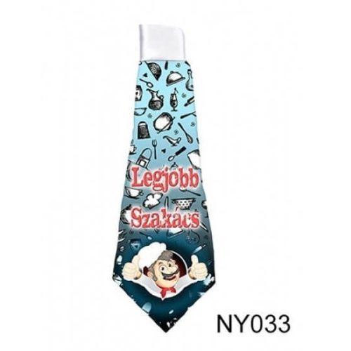Legjobb szakács... nyakkendő