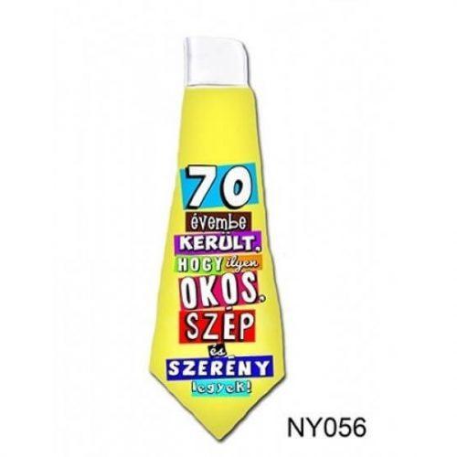 VICCES BULIS NYAKKENDOK-70. SZULINAPRA