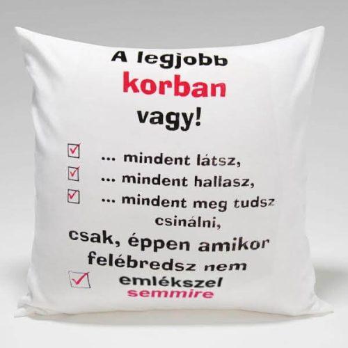 TREFAS PARNAK-LEGJOBB KORBAN VAGY