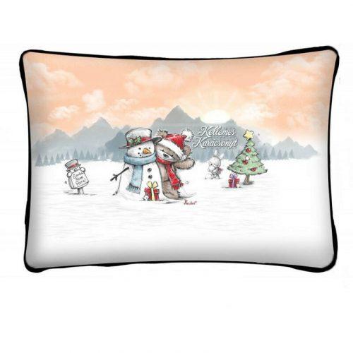 Kellemes Karácsonyt! ... párna