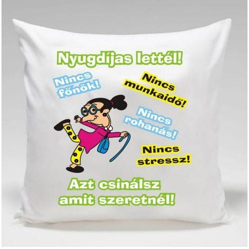 TREFAS PARNAK-NYUGDIJAS LETTEL