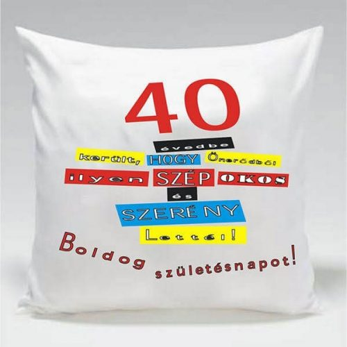 TREFAS PARNAK-40 BOLDOG SZULINAPOT