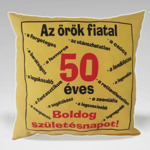 TREFAS PARNAK-AZ ÖRÖK FIATAL 50 ÉVES