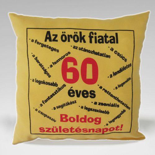 TREFAS PARNAK-AZ ÖRÖK FIATAL 60 ÉVES