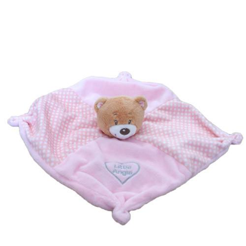 Alvókendő - rózsaszín