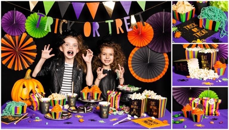 Ha szereted, ha nem, a Halloween remek alkalom...